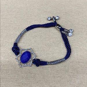 Chloe + Isabel Marrakesh Silk Cord Bracelet.